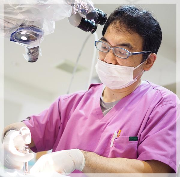 歯科医師のご紹介